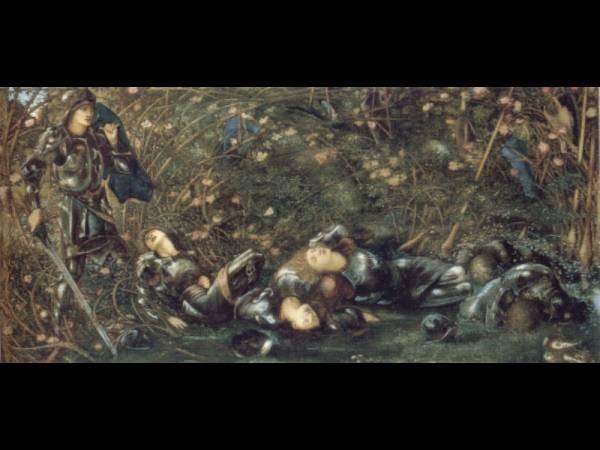 The Briar Rose The Briar Wood